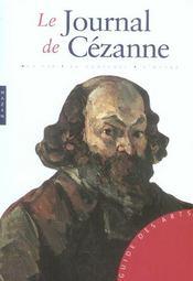 Le journal de Cézanne - Intérieur - Format classique