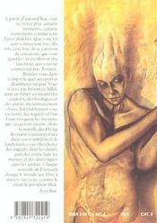 Les Nageurs De Sable Nouvelles 4 - 4ème de couverture - Format classique