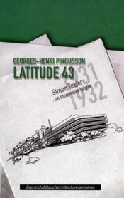 Latitude n.43 - Couverture - Format classique