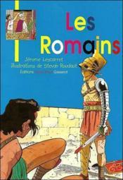 Les romains - Couverture - Format classique