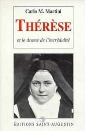 Thérèse et le drame incrédulité - Couverture - Format classique