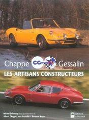 Chappe et gessalin, les artisans constructeurs - Intérieur - Format classique