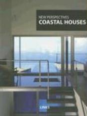 Maisons De Bord De Mer - Costal Houses - Couverture - Format classique