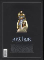 Arthur ; intégrale t.1 à t.3 - 4ème de couverture - Format classique