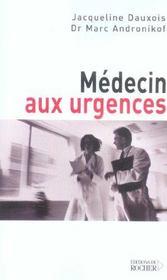 Medecin aux urgences - Intérieur - Format classique