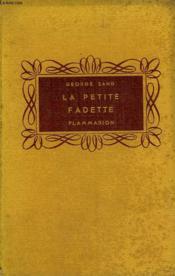 La Petite Fadette. Collection Flammarion. - Couverture - Format classique