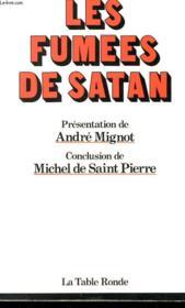 Les Fumees De Satan - Couverture - Format classique
