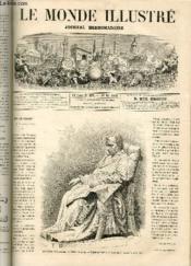 LE MONDE ILLUSTRE N°527 Exposition Universelle - Couverture - Format classique