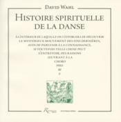Histoire spirituelle de la danse - Couverture - Format classique
