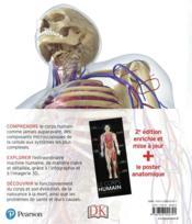 Le grand guide visuel du corps humain (2e édition) - 4ème de couverture - Format classique