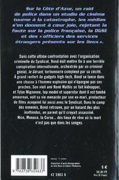 Ne Revez Jamais De Mourir - 4ème de couverture - Format classique