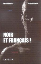 Noir et francais - Intérieur - Format classique