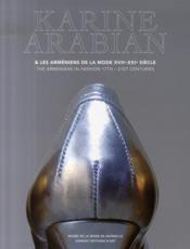 Karine arabian et les arméniens de la mode - Couverture - Format classique