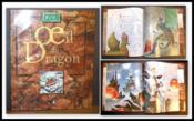 L'Oeil Du Dragon - Couverture - Format classique