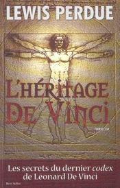 L'heritage da vinci - Intérieur - Format classique
