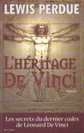 L'heritage da vinci - Couverture - Format classique