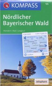 Nördlicher bayerischer wald - Couverture - Format classique