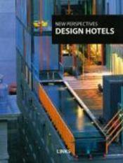 Design hotels - Couverture - Format classique