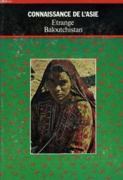 Etrange Baloutchistan - Couverture - Format classique