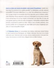 Sos vétérinaire ; un chien en santé - 4ème de couverture - Format classique