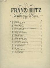 Op.200 : Bonne Nuit - Caprice De Genre Pour Piano. - Couverture - Format classique