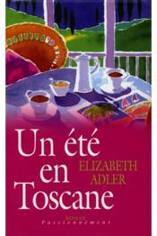 Un été en Toscane - Couverture - Format classique