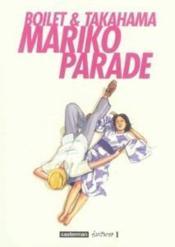 Mariko parade - Couverture - Format classique