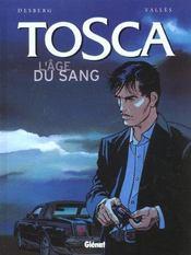 Tosca t.1 ; l'âge du sang - Intérieur - Format classique