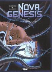 Nova genesis t.2 ; grand canyon - Intérieur - Format classique