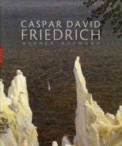 Caspar David Friedrich - Couverture - Format classique