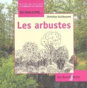 Reconnaître... les arbustes - Intérieur - Format classique