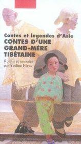 Contes d'une grand-mère tibétaine - Intérieur - Format classique