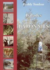 Balades en baronnies - Couverture - Format classique