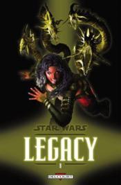 Star Wars ; Legacy T.8 ; monstre - Couverture - Format classique
