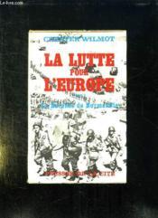 La Lutte Pour L Europe. Tome 2. - Couverture - Format classique