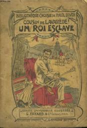 Un Roi Esclave. N° 8. - Couverture - Format classique