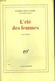 L'Ete Des Femmes. - Couverture - Format classique