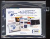 Ma pochette 100% astronomie - 4ème de couverture - Format classique