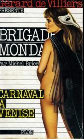 Carnaval A Venise - Couverture - Format classique