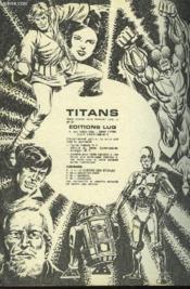 Titans N°38 - Couverture - Format classique