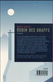 Robin des graffs - 4ème de couverture - Format classique