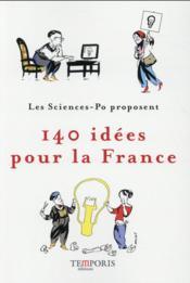 140 idées pour la France - Couverture - Format classique
