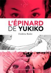 L'epinard de Yukiko - Couverture - Format classique