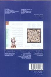 L'Art Au Xive Siecle - 4ème de couverture - Format classique