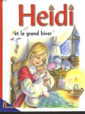 Heidi et le grand hiver - Couverture - Format classique