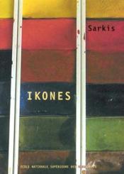 Sarkis - ikones - Couverture - Format classique