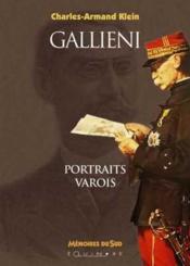 Gallieni portrait varois - Couverture - Format classique