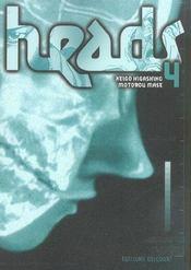 Heads t.4 - Intérieur - Format classique