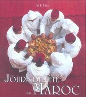 Jours de fête au Maroc - Intérieur - Format classique