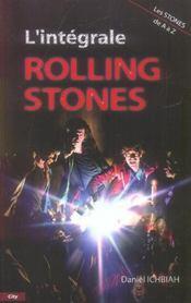 L'integrale des rolling-stones - Intérieur - Format classique